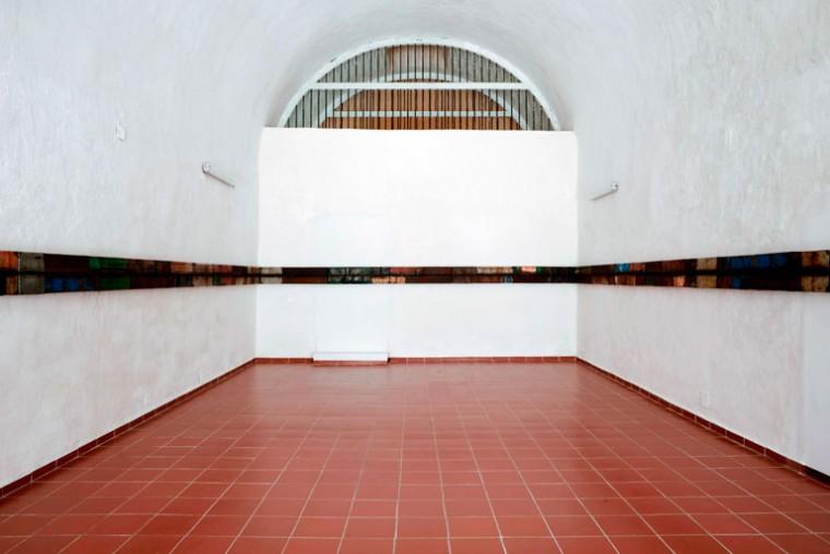 Huella en la Memoria (detalle), 2015. Instalación. Dimensiones variables