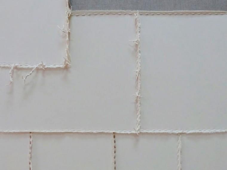 S-T, 2015. Mixta sobre tela. 130 x 100 cm