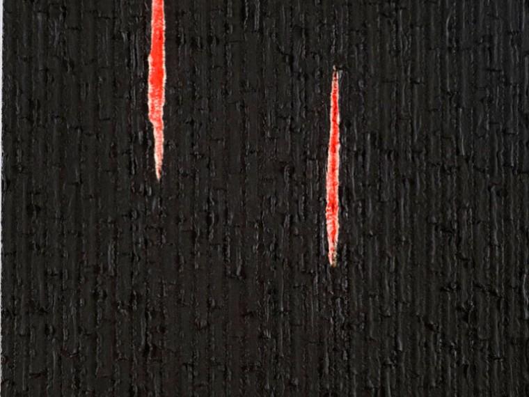 S-T, 2015. Mixta sobre tela. 80 x 60 cm